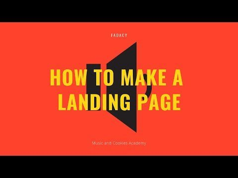 How To Make A Music Landing Page With SmartURL
