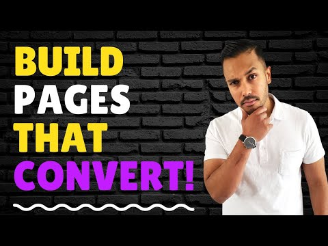 How to Create Landing Pages in Kartra that Convert 🔥 Step-by-Step Tutorial
