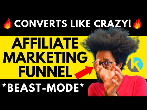 🔥 THE SIMPLEST HIGH-CONVERTING YOUTUBE AFFILIATE MARKETING FUNNEL EVER! (Kartra Campaigns & Funnels)