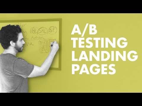 A/B Testing a Landing Page (Step-by-Step)