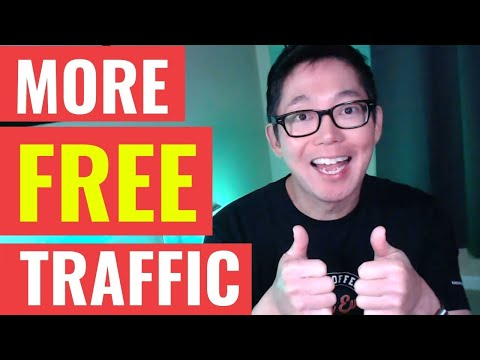 How To Get More Traffic To Your Landing Page Free