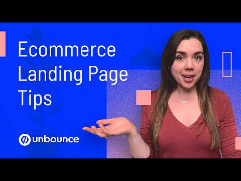 Ecommerce Landing Page Tips & Examples   3 Ways to Increase Your Conversion Rate and Get More Sales