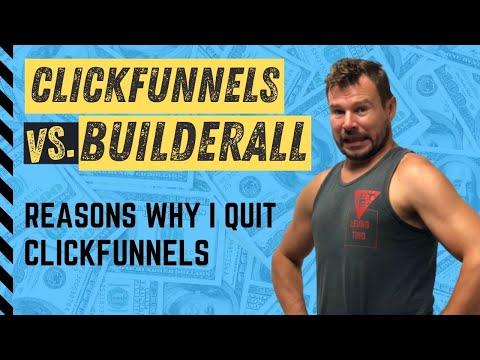 Clickfunnels vs Builderall 4.0 – Reasons Why I Quit Clickfunnels