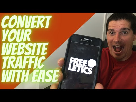 Sales Funnel Strategy – Convert More Website Traffic With This Landing Page Strategy – Freeletics