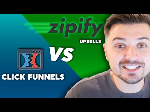 Zipify One Click Upsells VS Clickfunnels For DROPSHIPPING? The Best Ecommerce Software For 2021?!