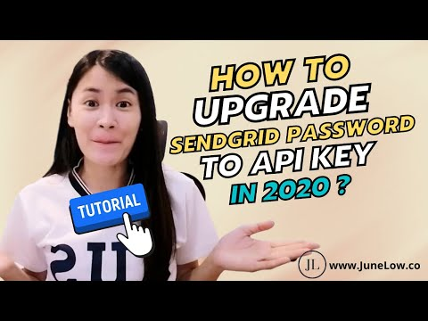 How to Authenticate your Sendgrid SMTP API Keys & Connect with ClickFunnels 2020 Tutorial-JuneLow.co