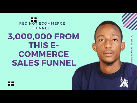 Over 3 Million Naira sales from this e-Commerce Sales Funnel in less than 30 days