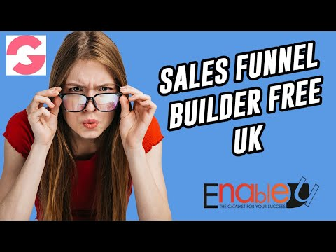 Sales Funnel Builder FREE UK