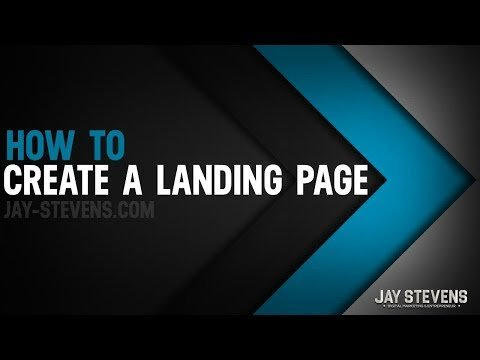 How To Create A Landing Page Using ClickFunnels