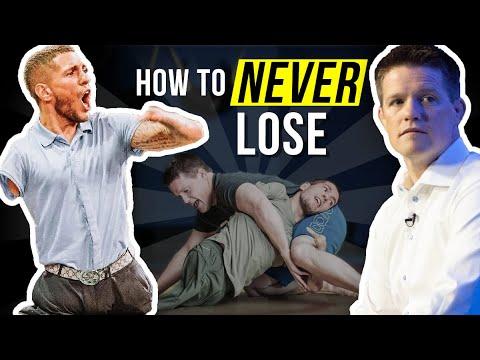 Do THIS and you will NEVER LOSE! I Wrestled Nick Santonastasso…