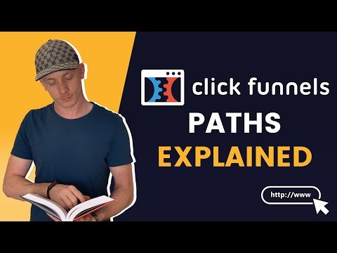 ClickFunnels Paths Explained – How To Get Rid Of Random Characters