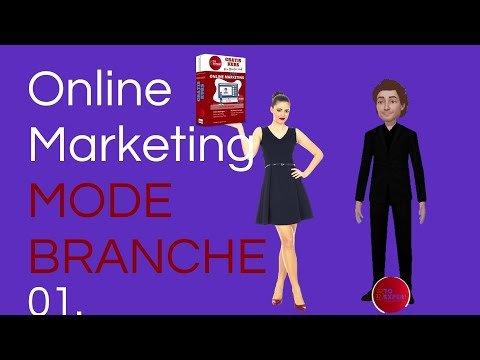 OnlineMarketing für Mode Branche B2B + B2C Verkaufen mit Sales Funnel Webshop Socialmedia Marketing