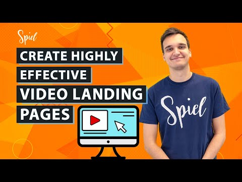 10 Best Practices For Adding Videos To Your Landing Pages