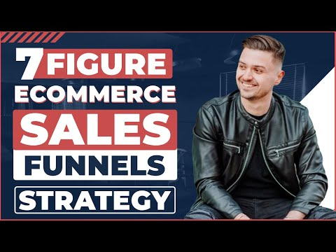 Peter Pru's 7 Figure Ecommerce Sales Funnel Strategy Revealed (How he got into 2 Comma Club)