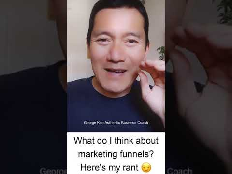 You don't need a marketing funnel…