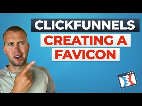 How to Create a Favicon for Your ClickFunnels Landing Page