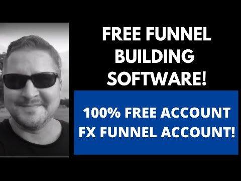 Free Funnel Building Software! ClickFunnels Alternative, LeadPages Alternative