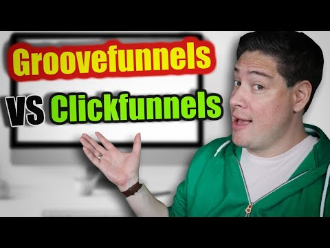 Groovefunnels vs Clickfunnels – Which One Wins?