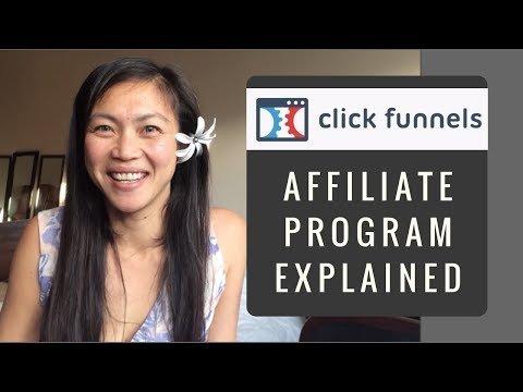 ClickFunnels Affiliate Program Explained