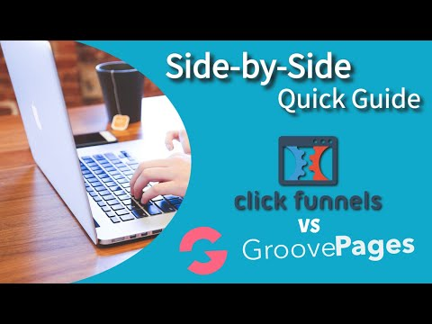 Guide on How to Find Your Way Around in GrooveFunnels vs ClickFunnels