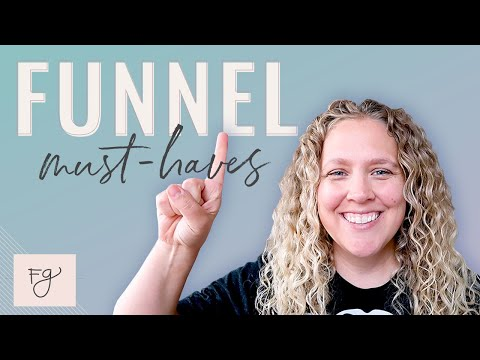 The 8 Things You NEED on Your CLICKFUNNELS!!!