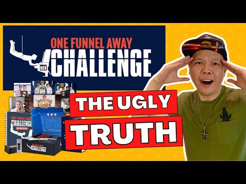 One Funnel Away (OFA) Challenge Review + Unboxing – Clickfunnels 30 Day Challenge Full Walkthrough
