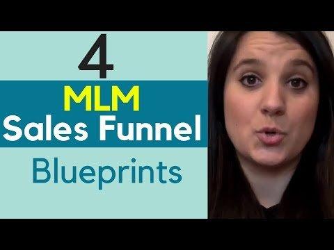 4 MLM Sales Funnel Blueprints