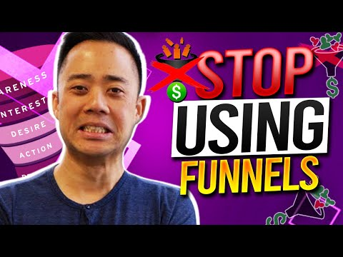Why Marketing Funnels Are Not The Best Way To Think About Your Business