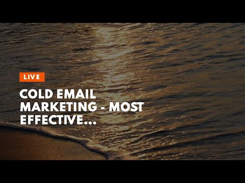 Cold Email Marketing –  Most Effective  Absolutely Free Online Clickfunnels  Training 2021