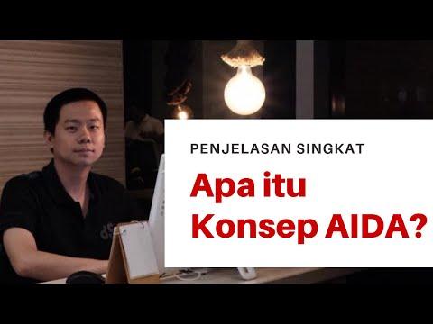 apa itu Konsep AIDA ? Penjelasan Singkat Strategi Marketing Funnel