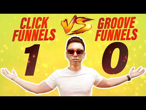 Clickfunnels vs GrooveFunnels (Extremely Biased Review)