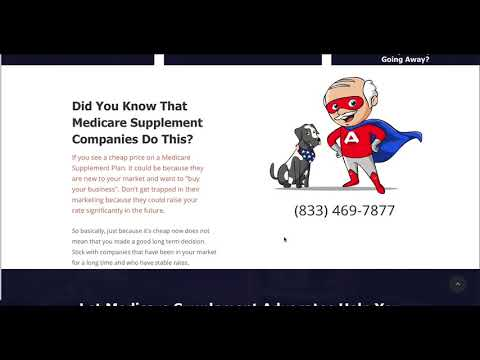 Medicare Supplement Sales Funnel- Don't Buy Leads Anymore