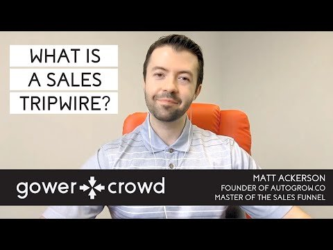 What is a Sales Tripwire? – Real Estate Marketing Funnel
