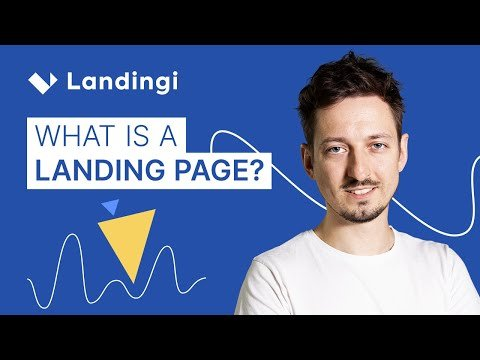 What is a Landing Page and How Does it Work? [FULL GUIDE 2020]