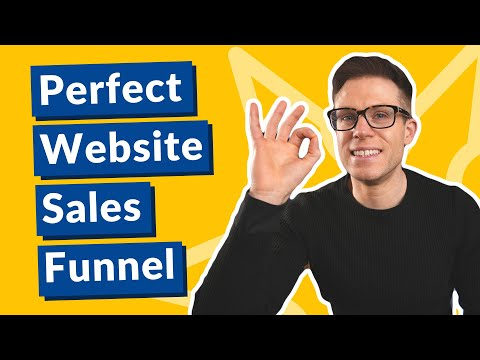 How To Create The Perfect Website Sales Funnel