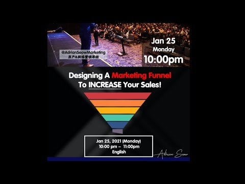 🏚Designing An Marketing Funnel To Increase Your Sales!