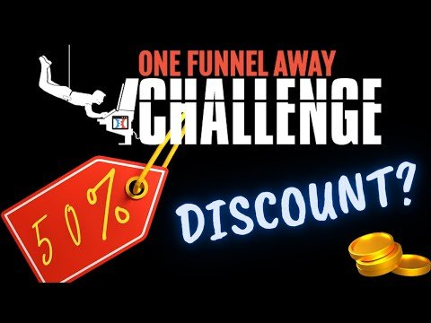 ClickFunnels One Funnel Away Challenge Discount – Does it Exist?