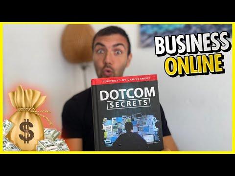 Recensione DOTCOM SECRETS di Russell Brunson CLICKFUNNELS