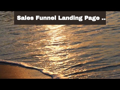 Sales Funnel Landing Page –  Best and most Effective Clickfunnels  Course for  Learner