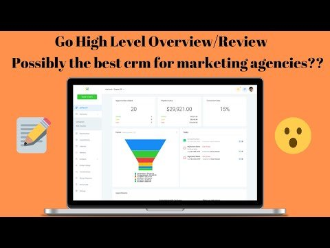 Go High Level Crm Overview:Review