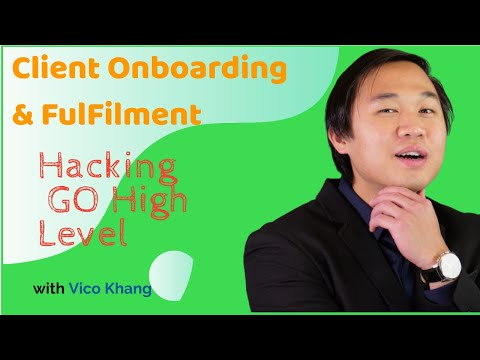 Go High Level _ Advanced Back End Automation. On boarding & Fulfillment – Hand Free  🤯