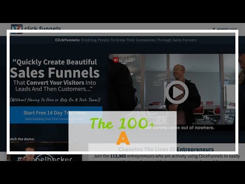 The 100+ ClickFunnels ideas – marketing funnel, sales funnels Statements