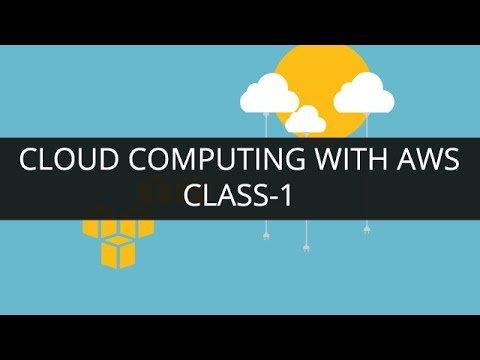 AWS Certification Training – 1 | AWS Tutorial | Cloud Computing Tutorial for Beginners | Edureka