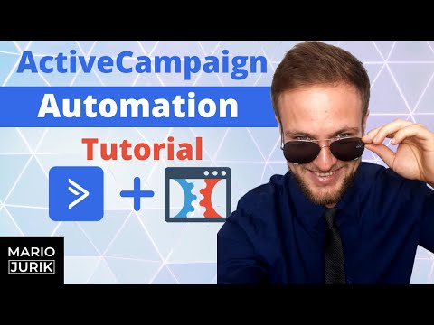 ActiveCampaign Automation Tutorial And ClickFunnels Integration