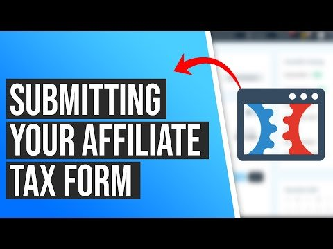How to Submit Your ClickFunnels Affiliate Tax Form