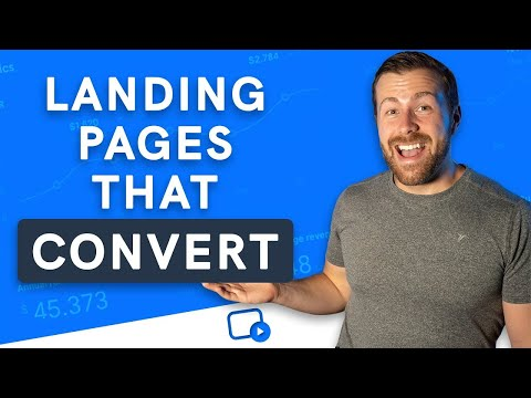 How to Create High-Converting Landing Pages
