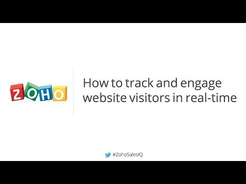 How to Track and Engage Your Website Visitors in Real Time
