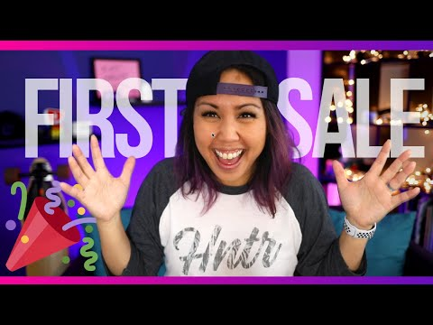 I MADE MY FIRST SALE with my EVERGREEN Sales Funnel for my Online Course! 💸