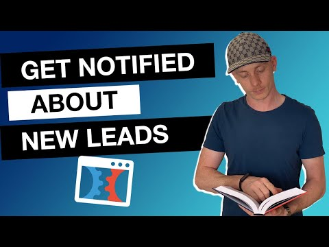 Real Time Lead Notifications With ClickFunnels In 2020