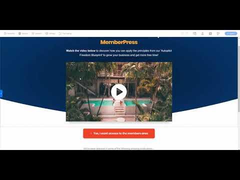 MemberPress Tutorial: How to Create A Sales Funnel With MemberPress